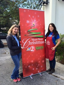 Wesh news and Second Harvest