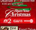 Food Drive @ Paddock Mall w/WESH & 2nd Harvest